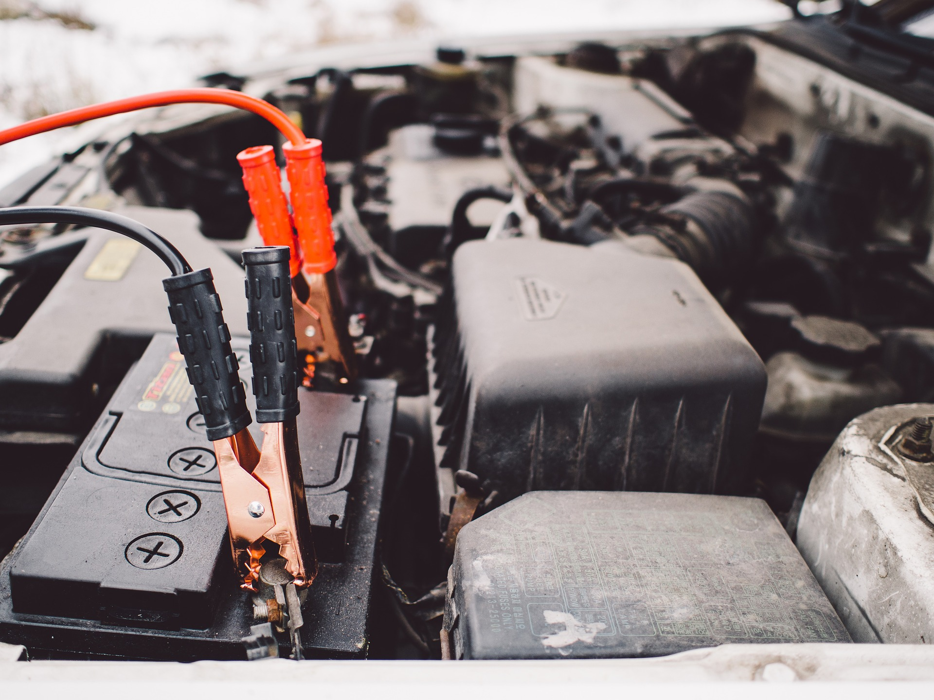 How To Jump A Starter >> How Do Portable Jump Starters Work